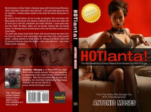 HOTLANTA written by Antonio Moses author